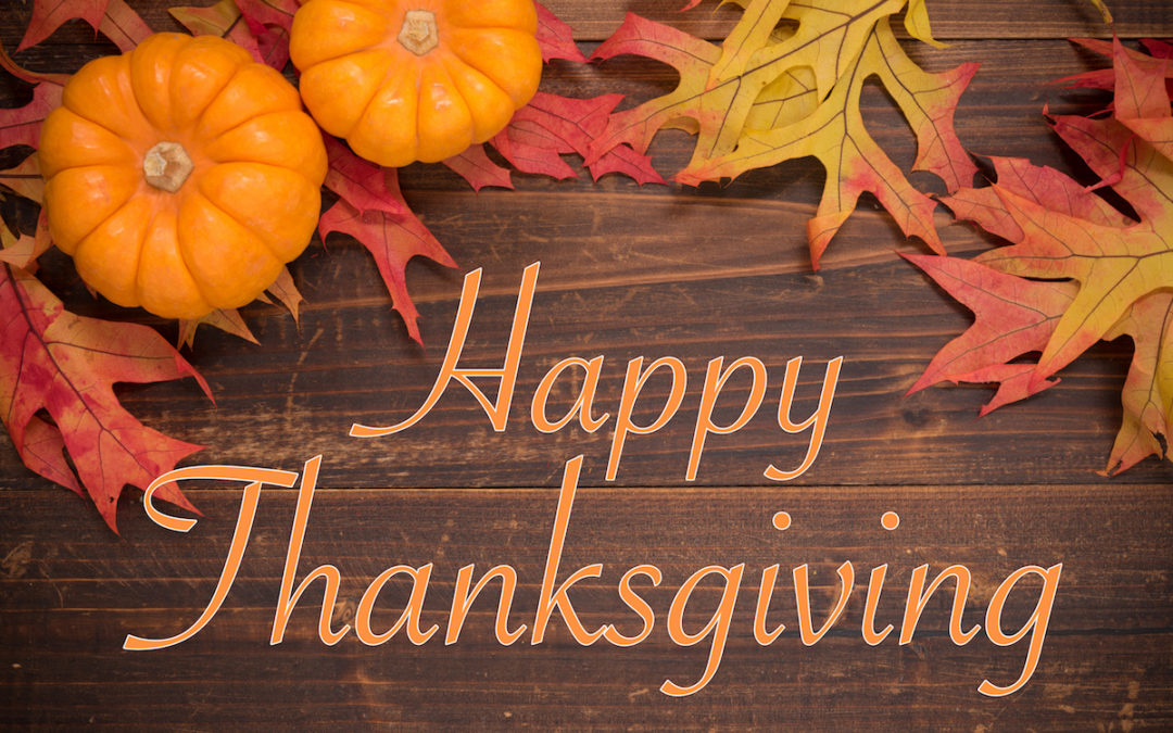 Happy Thanksgiving | Ironwood Custom Builders